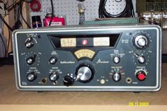Hallicrafters SR-2000 Transceiver