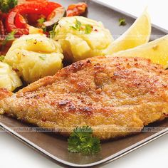 Smażona ryba w marynacie #Poland #eattoyourheartscontent Seafood Dishes, Fish And Seafood, Seafood Recipes, Cooking Recipes, Polish Recipes, Polish Food, Catering, Good Food, Food And Drink