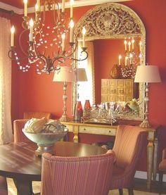 Eleni Decor: Dining Room Lighting