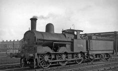 LNWR 0-6-0 [Cauliflower] tank, Webb, Crewe