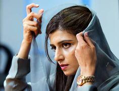 Girl Hina Pakistan   Pakistan foreign minister Hina Rabbani Khar is likely to be punished ...