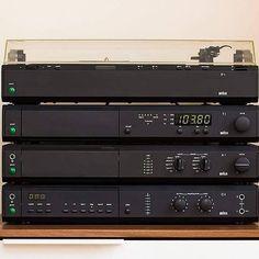Good Morning !!! . Braun . . #VintageAudio #Audio #Vintage #turntable #phono #vinyl #records #music #hifi #hifiaudio #highend #highfidelity #highendaudio #stereo #stereophile #vinylcollectionpost #recordplayer #audiophile #music #vinyljunkie #cassettes #technics #Marantz #stereo #Pioneer #NowSpinning #vinylcollection #speaker #vintagehifi #receiver #vintageturntable #33rpm