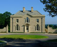 New Country House, Mickley Park, England