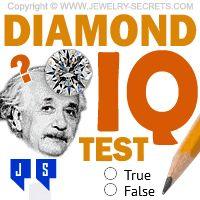 ►► DIAMOND IQ TEST ►► Jewelry Secrets