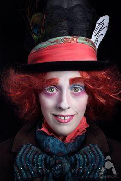 Halloween Makeup Mad Hatter by Amanda Chapman… Sfx Makeup, Costume Makeup, 31 Days Of Halloween, Halloween Costumes, Halloween Ideas, Halloween Scene, Haunted Halloween, Halloween Stuff, Dance Costumes