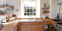 #MyEscapeCompetition - cool kitchen - Marine Villa, Charlestown, Cornwall, UK Hotel Reviews | i-escape.com