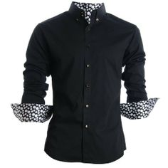 FLATSEVEN Herren Slim Fit Quadrat Buttoned Hemden (SH422) FLATSEVEN, http://www.amazon.de/dp/B009ND4ALA/ref=cm_sw_r_pi_dp_daUNtb0S3VZ6H