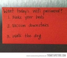 I will be doing this!