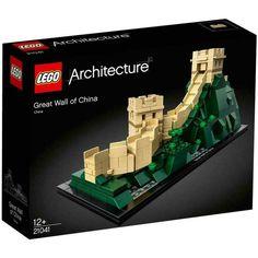 Costruzioni Playset SHANGAI Cina LEGO 21039 Architecture NEW 2018 Collection
