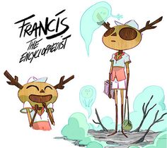 """fabien-mense: """"Some research for my good ol' project """"Tadpole Dee"""". I'm not an animator, but I wanted to test the animation in photoshop, and that was fun (not very instinctive tho). Character Drawing, Character Concept, Concept Art, Animation In Photoshop, Really Cool Drawings, Character Design Inspiration, Fantasy Inspiration, Cartoon Design, Character Design References"""