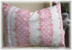 *Marionberry Cottage* My biz blog: pillow