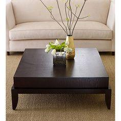 Abbyson Living Morgan Square Coffee Table | Overstock.com