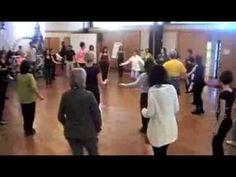 Circle dance by Bonny Piha, taught in London ZAZZA! 2013 ריקוד מעגל של בוני פיה שנלמד במחנה לונדון זזה! 2013