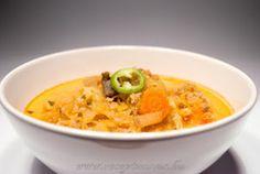 Savanyú káposzta leves ~ Receptműves