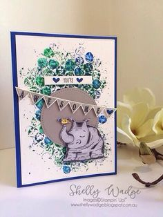 Shelly Wadge | Kylie's International Projects Top Ten Winners Blog Hop | Stampin' Up!