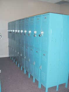 Used Lockers for Sale - Full Door, Half Door & Box Lockers Lockers For Sale, Used Lockers, Door Locker, Half Doors, Personal Storage, Locker Storage, Cabinet, Box, Furniture