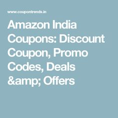 15 best amazon mobile coupons images on pinterest android phones amazon india coupons discount coupon promo codes deals offers fandeluxe Image collections