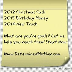 A Place to Start - Http://www.DeterminedMother.com