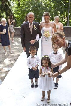 Corteo nunziale. Wedding designer & planner Monia Re - www.moniare.com   Organizzazione e pianificazione Kairòs Eventi -www.kairoseventi.it   Foto Oscar Bernelli