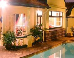 Roseland House, a 4 Star guest house with 2 swimming pools in Glenwood, Durban Metro. B&B accommodation in quiet suburb of Durban. Older Style, Summer Months, Colonial, Swimming Pools, Rooms, Age, Antiques, House, Decor