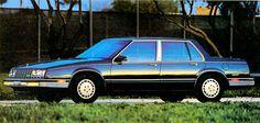 1986 Buick LeSabre Limited Sedan