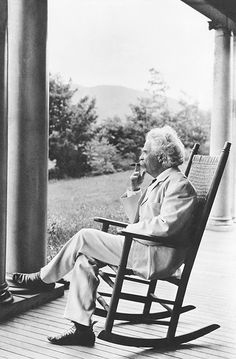"""Against the assault of laughter nothing can stand."" ~Mark Twain,1905"