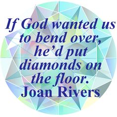 Joan Rivers #quote