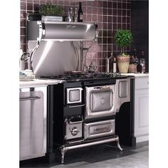 "48"" Classic Gas/Propane Range by Heartland Appliances on HomePortfolio"