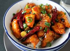 Chinese Food At Home (recipes)
