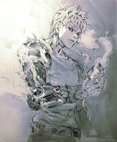 #Genos_the_Cyborg