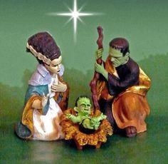 My kind of nativity scene