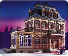 Belle epoque playmobil and belle on pinterest for Antieke bouwmaterialen maison belle epoque