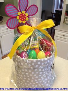 Mini Utility Bin Easter Basket!!!!! Easter is around the corner!!!! http://www.mythirtyone.com/jenwillett