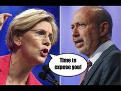 12 FEB - Elizabeth Warren Exposes Goldman Sachs CEO After He Attacked Bernie Sanders