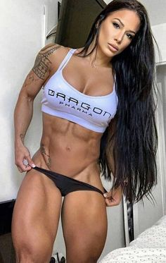 Patricia Alamo - patriciaalamo_fitness - The Fitness Girlz Fitness Models, Fitness Tips, Fitness Motivation, Female Fitness, Female Muscle, Modelos Fitness, Ripped Girls, Abs Women, Muscular Women