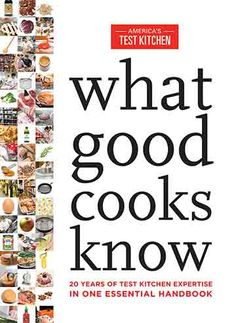 Giveaway: What Good Cooks Know | Leite's Culinaria