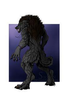 wolf smash by sioSIN.deviantart.com on @DeviantArt