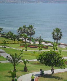Costa Verde Bay  Lima ~ Peru