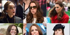 Kate Middleton Funny Faces - Kate Middleton's Finest Faces of 2014