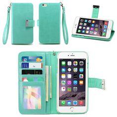 Amazon.com: IZENGATE Apple iPhone 6 Plus (5.5 Inch) Wallet Case