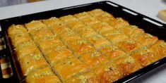 Reteta culinara Desert baclava turceasca cu nuca din categoria Prajituri. Specific Turcia. Cum sa faci Desert baclava turceasca cu nuca Macaroni And Cheese, Ethnic Recipes, Desserts, Food, Ideas, Sweets, Cooking, Tailgate Desserts, Mac And Cheese