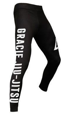 Side - Gracie BJJ Spats