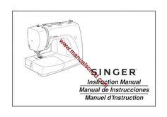 Singer 31-15 Industrial Sewing Machine Manual. Manual