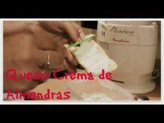Queso crema de Almendras - Receta