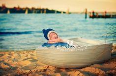Newborn Baby Boy Hat Newborn Baby Boy Photo Prop Photography Prop Knit Crochet Blue. $19.99, via Etsy.