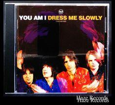 YOU AM I Dress Me Slowly CD Brand New & Sealed