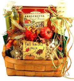 Chance to Win Kudosz Warm Autumn Wishes Italian Gift Basket Sweepstakes -- Ends Sunday! ENTER Today at www.kudosz.com