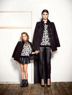 #outfit #mom & #daughter matching outfits