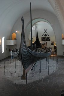 Viking Ship Museum, Oslo, Norway. Visited this city after my junior year in high school. Felt like the streets were empty...after living in Asia.