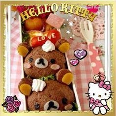 とってもかわいいリラックマのキャラ弁だよ! かわいいリラックマに癒されて、今日も1日ハッピーにすごそう♡! Checkout this healthy and cute bento box♡ Start a nice day with cute Rilakkuma lunch♡ Photo talen by cycheung1203 on Kawaii★Cam Join Kawaii★Cam now :) For iOS: https://www.kwcam.co For Android : https://play.google.com/store/apps/details?id=jp.co.aitia.whatifcamera Follow me on Twitter :) https://twitter.com/WhatIfCamera Follow me on Pinterest :) https://pinterest.com/kawaiicam…